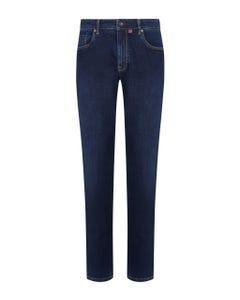 Jeans denim 5 tasche stretch dark blue_0