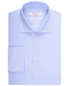 CAMICIA REGULAR FIT COLLO SEMI FRANCESE MANTOVA SEMI FRANCESE NUOVO