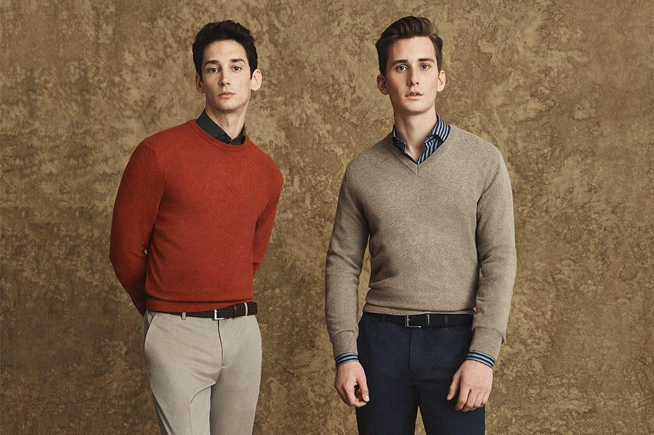 Pantaloni Non Iron: la novità della collezione F/W 2021