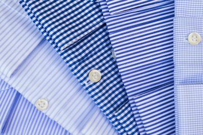 Azzurro e Celeste, le tonalità intramontabili per la tua camicia