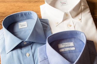 Con taschino o senza taschino, scegli la camicia adatta